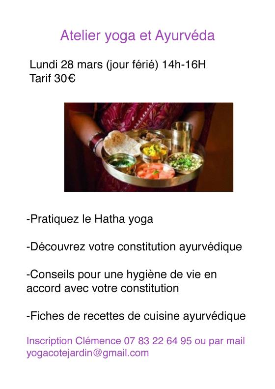 ayurveda et yoga