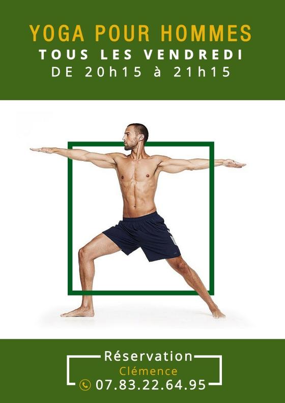 Yoga pour homme 2